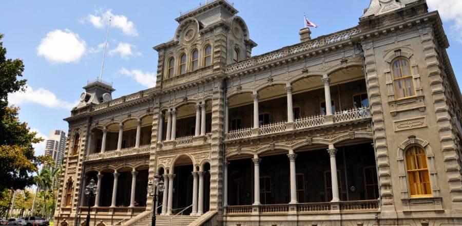 'Iolani Palace